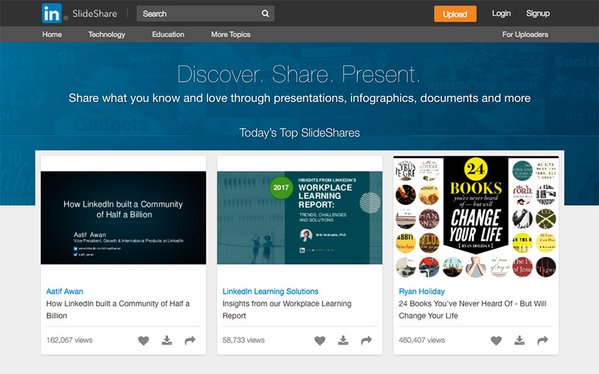how to make online presentations slideshare powerpoint envato