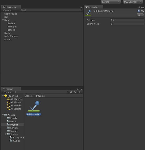 how to change an assets material with code unity
