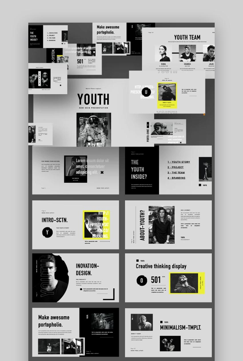 Youth Minimal Creative Keynote