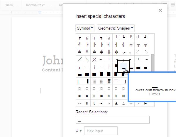 how to make a resume in google docs Bire1andwapcom
