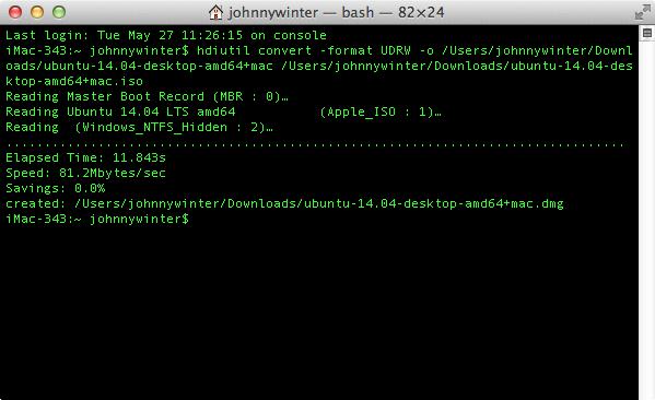 Ubuntu Dmg