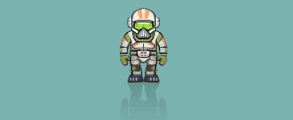 Pixel Character Design Tutorial : How to create an animated pixel art sprite in adobe