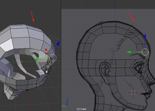 Character Modeling Blender Pdf : Filling the gaps