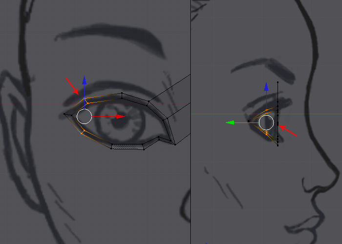Male Character Modeling In Blender : Step