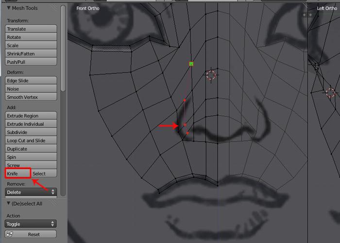 Blender Character Modeling Step By Step : Step