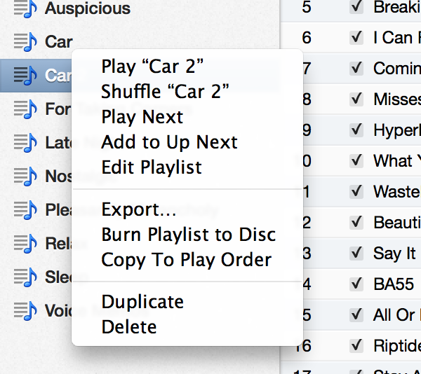 how to delete duplicate songs from itunes match