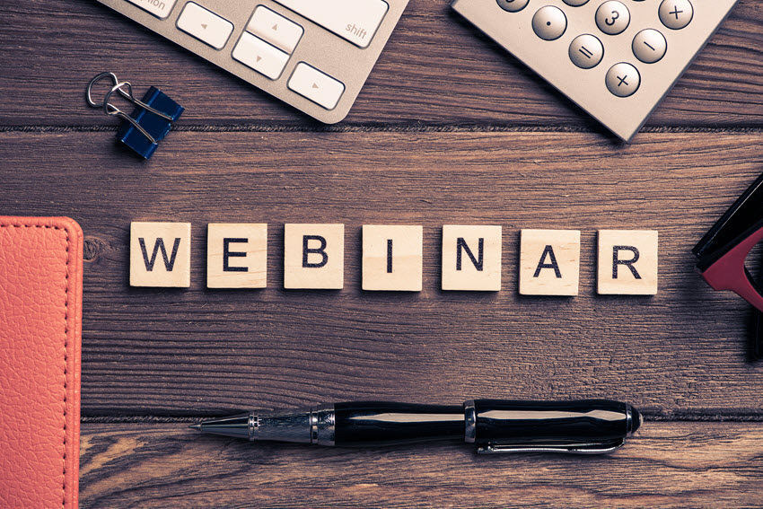 make a successful webinar