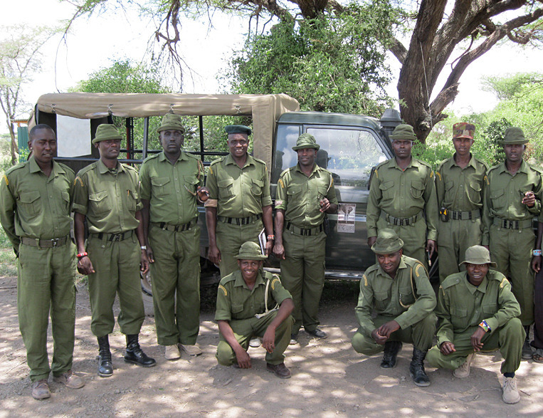 DIRECTOR OF KENYA WILDLIFE SERVICE SAYS BIG LIFE RANGERS THE BEST ...