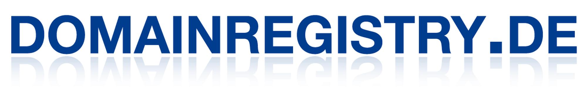 Domainregistry De Großes Logo