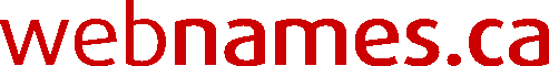 Webnames Logo Red Transparent
