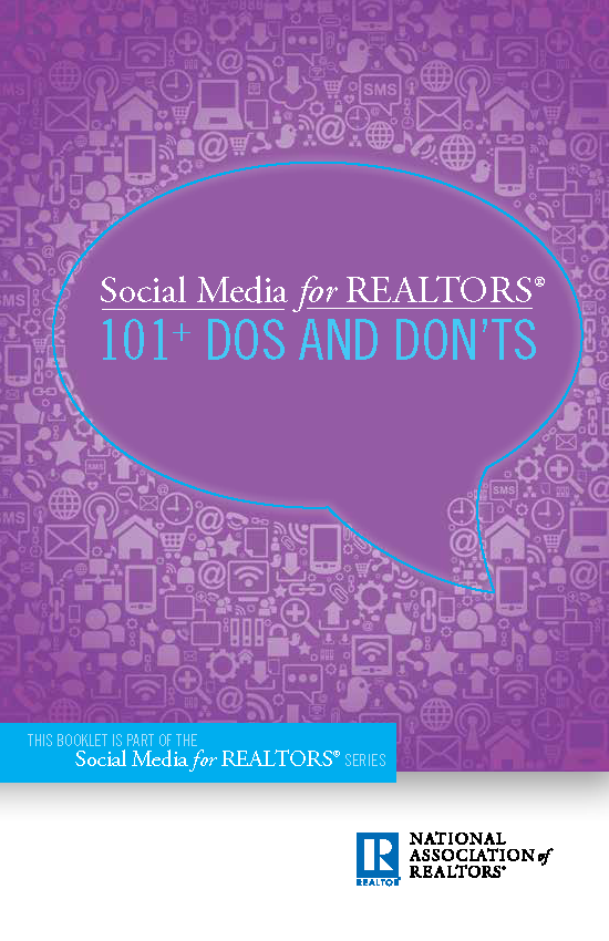 Social Media For Realtors® 101 Dos And Don'Ts Download