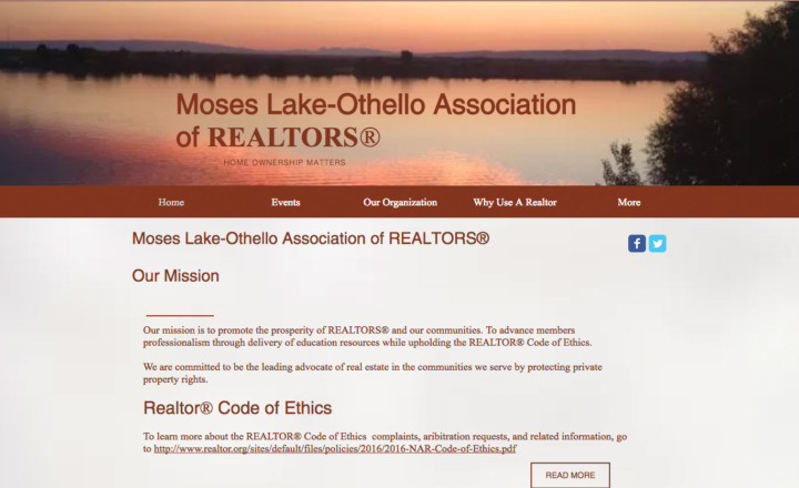 Moses Lake-Othello Association of REALTORS