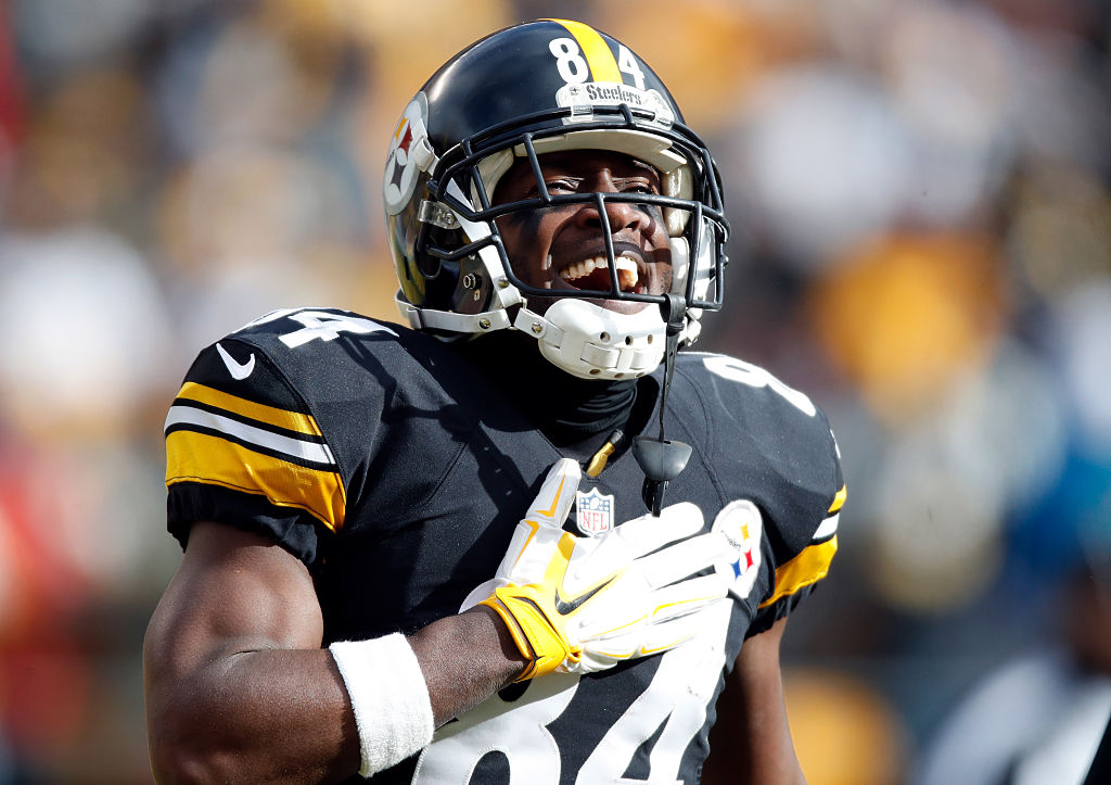 Antonio Brown's Baby Mama, Currently Pregnant With His Fifth