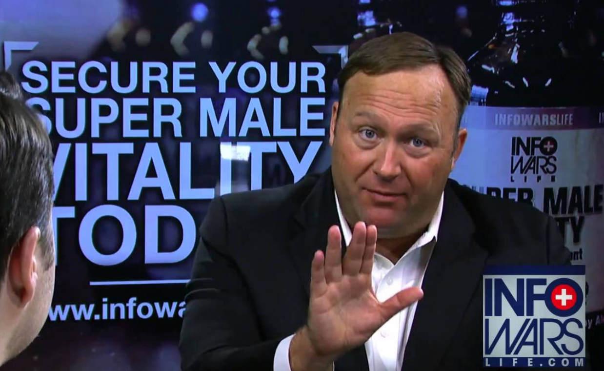Alex Jones Fucked 150 Women Before He Turned 16 Years Old. How Bout You,  Cuck? | Barstool Sports
