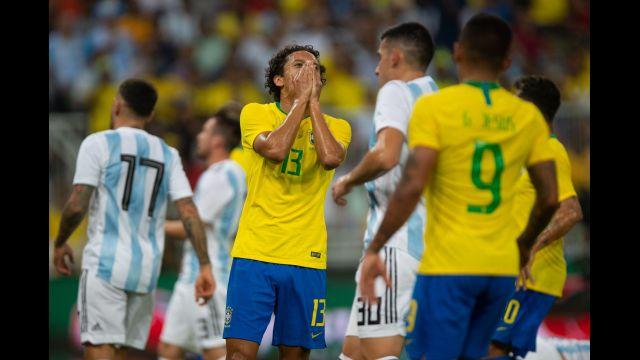 Amistosos da Seleção Brasileira Outubro 2018