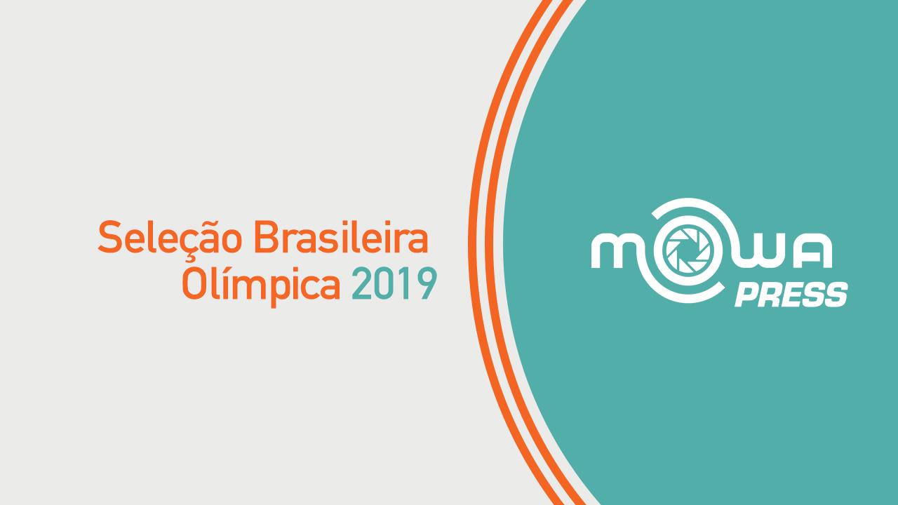 Seleção Brasileira Olímpica - 2019