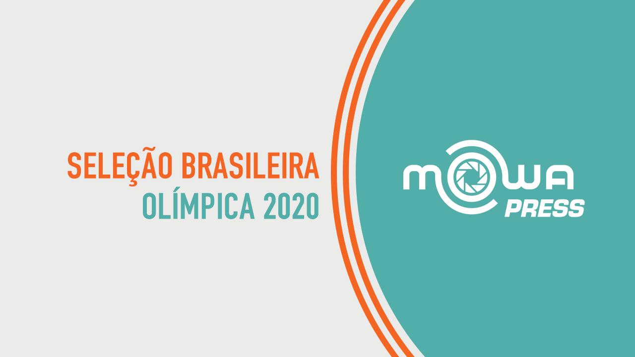 Seleção Brasileira Olímpica - 2020