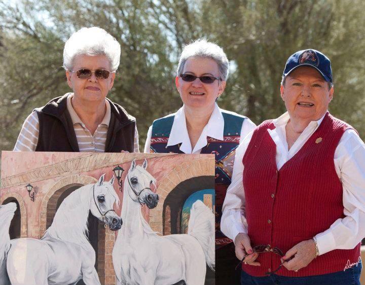 Judith, Faith & Deanna