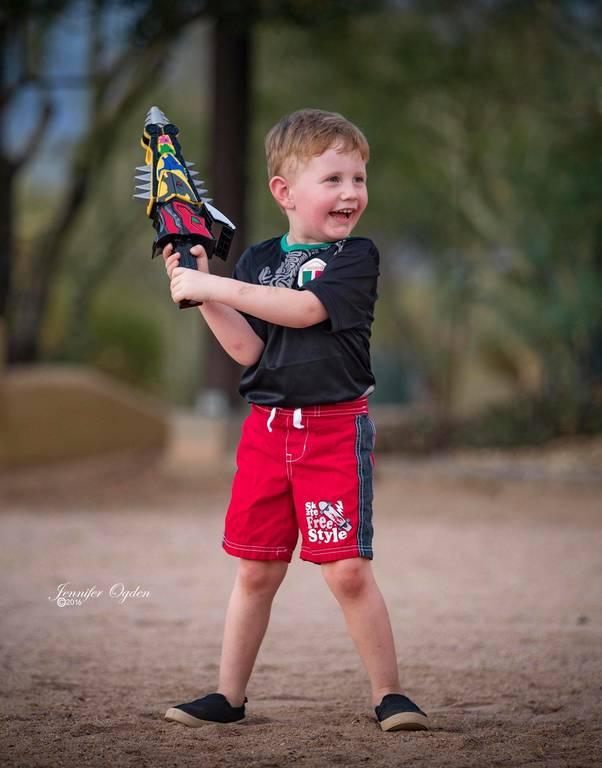 Chase aka Red Ranger ;-)