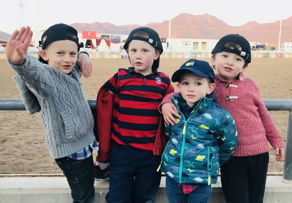 Scottsdale Arabian Horse Show 2018
