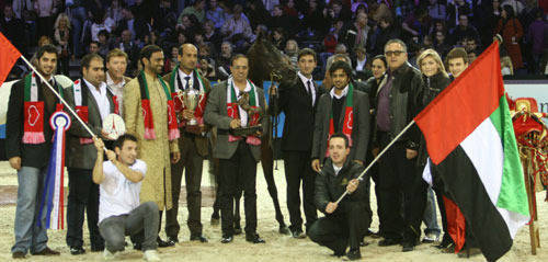 Royal Colours 2009 World Champion Stallion (yes Royal is in this pic somewhere!)