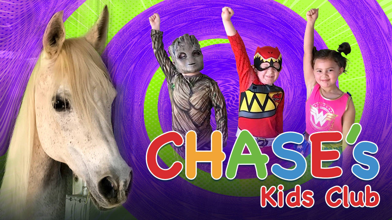 Vona, the star of many Chase's Kids Club videos