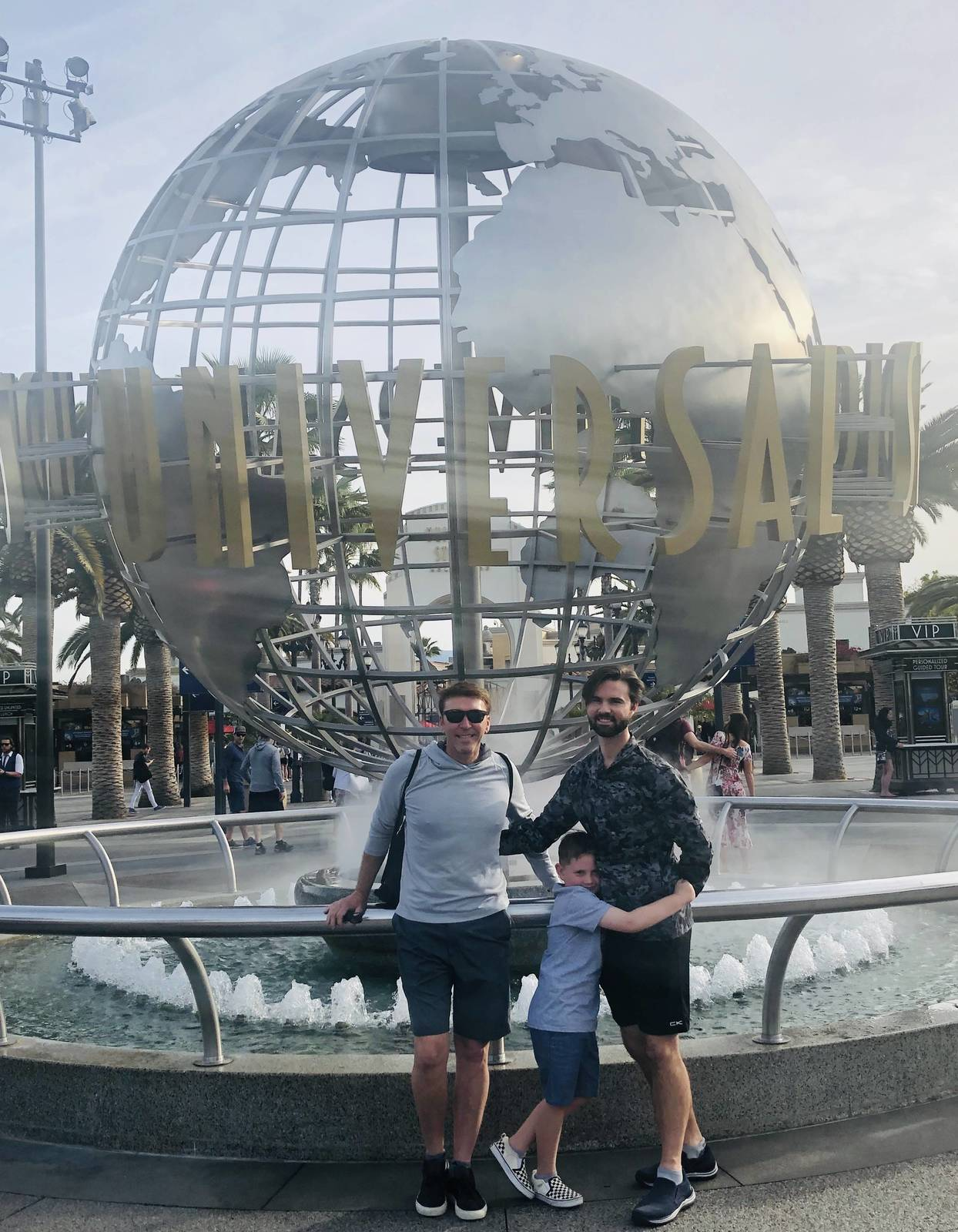 Universal Studios and southern California 2019