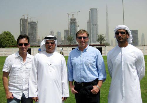 Scott, Mohammed, David & Abdellaziz