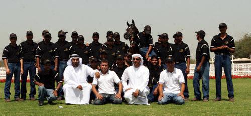 Team Dubai Arabian Horse Stud