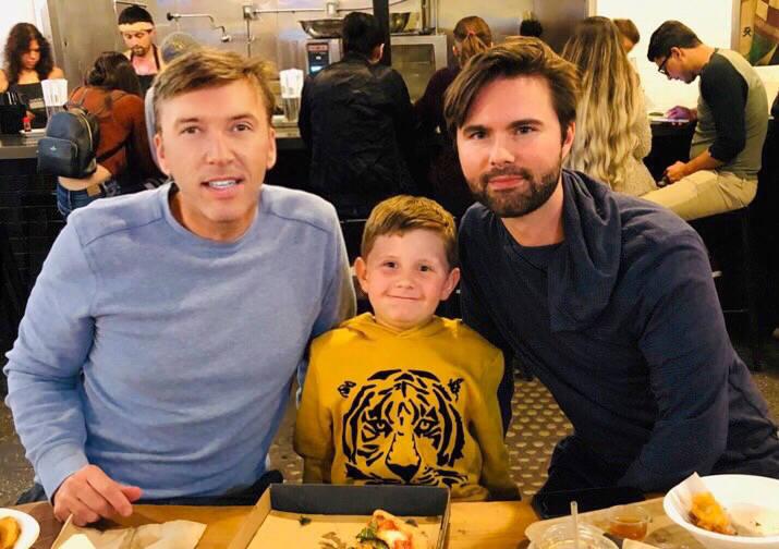 David, Chase & Zack