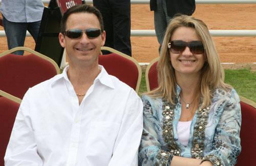 Our friends Mr & Mrs Scott Allman