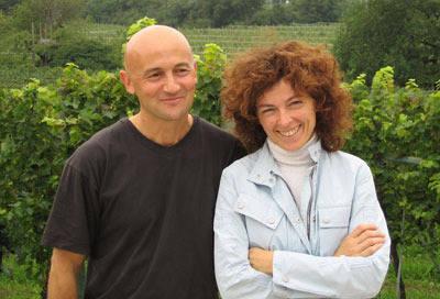 Stefano & Anna Galber of Serene Egyptian Stud