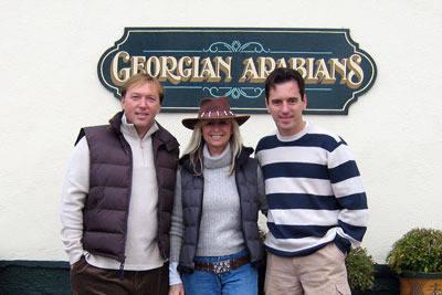 David, Susan & Scott