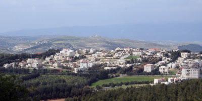 Jordanian countryside