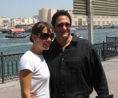 Jeff Sloan & Andrea
