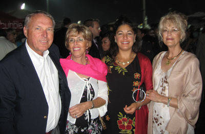 That evening we attended the Dubai World Cup - The World's most prestigious race!