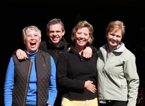 Southeast Breeders - Denni Mack, Shelley MacMillan & Karen Wilson