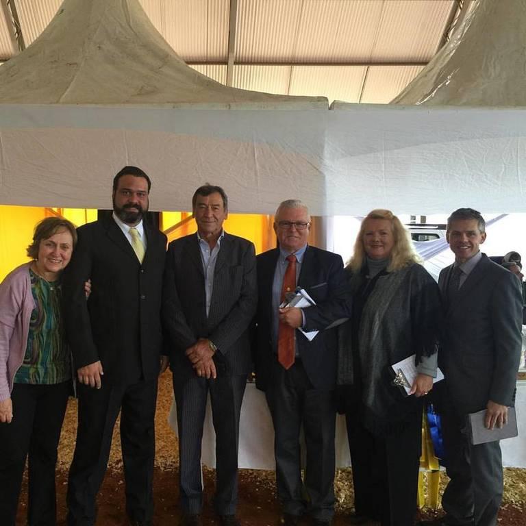 Brazilian Breeders Cup Judging Panel