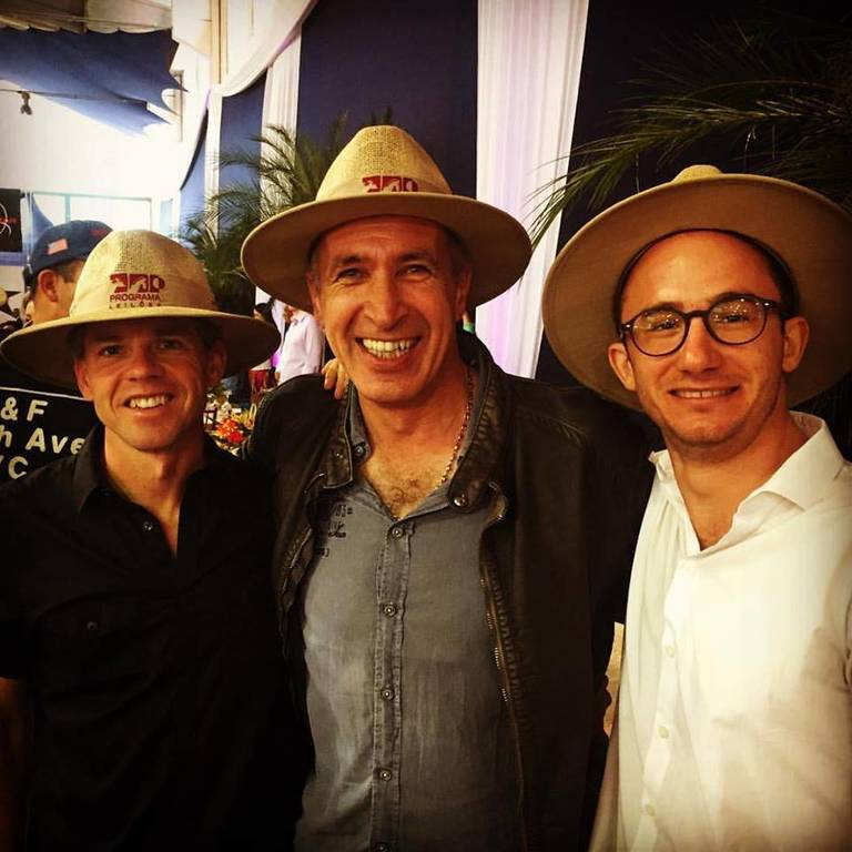Heinz Stockle, Osterhof Stud, and Raphael Curti, Privilege Arabian