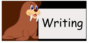 writing walrus