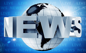 a news logo