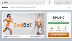 Bodbot Crowdfunding