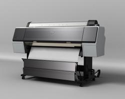 Epson Stylus Pro 9900_left paper