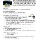 EPSON Expression Home XP-400 Small-in-One Fact Sheet