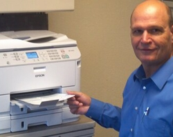 Pimentel Insurance Makes Claim  For EPSON WorkForce Pro C Series Printers,  Available Through ImageWay Partner Program