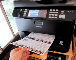 Much Ado About EPSON WorkForce Pro at Los Angeles Drama Club