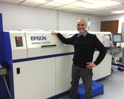 Middleton Printing Installs Epson SurePress and Transitions from Flexographic to Digital Printing