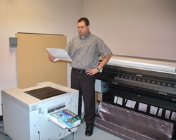 Visual Services of Texas Scores Big with  Epson SureLab D3000 Professional Dry Lab