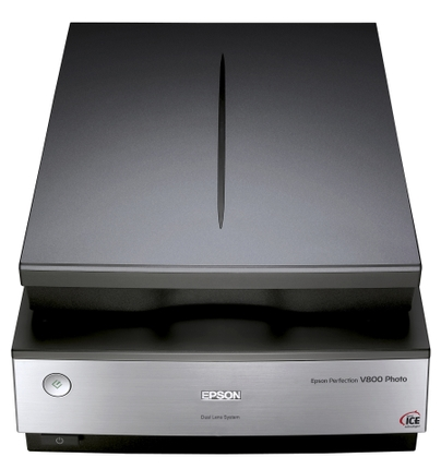 Epson Perf V800_Front Off