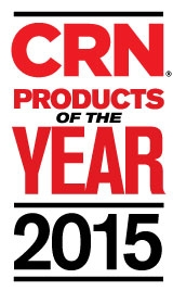 2015 CRN Product of the Year Logo